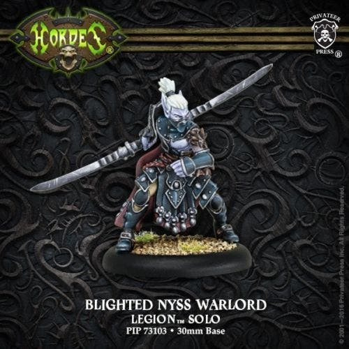 Blighted Nyss Warlord - Solo