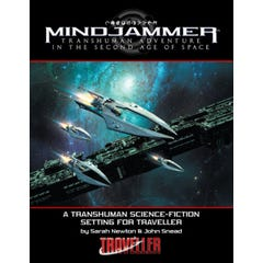 Mindjammer Transhuman Adventure in the Second Age of Space