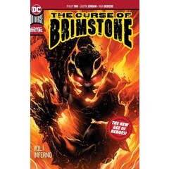 The Curse of Brimstone Volume 1: Inferno: New Age of Heroes