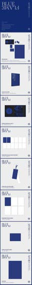 Blue Flame Album