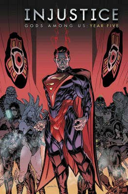 Injustice Gods Among Us Year Five Vol. 1