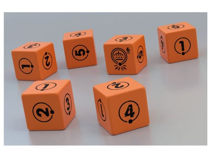 Tales From the Loop Dice
