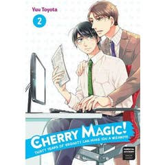 Cherry Magic! Thirty Years Of Virginity Can Make You A Wizard?! 2