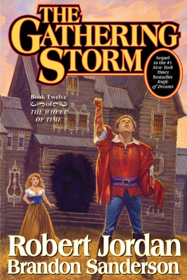 The Gathering Storm: Book Twelve of the Wheel of Time