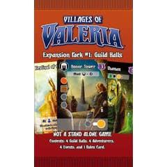 Villages of Valeria: Guild Halls