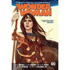 Wonder Woman: The Rebirth Deluxe Edition: Book 2
