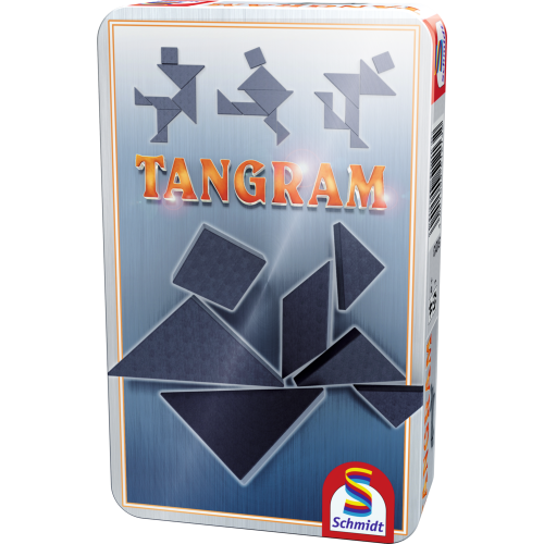 Big Brain Academy Tangram