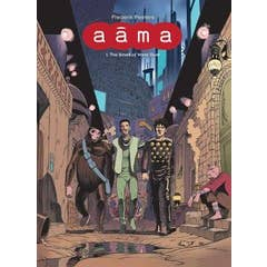 Aama Vol 1: The Smell of Warm Dust