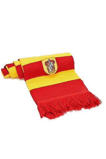 House Gryffindor Scarf Red and Yellow 190 cm