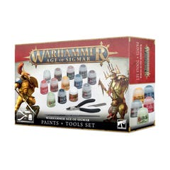 Age of Sigmar Paints and Tools 2021