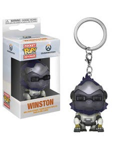 Winston Pocket POP! Keychain