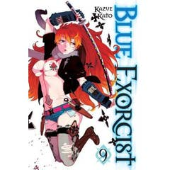 Blue Exorcist, Vol. 9