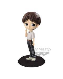 Evangelion Movie Q-posket Shinji Ikari V2 Fig