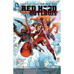 Red Hood and the Outlaws Vol. 4: League of Assassins (The New 52)