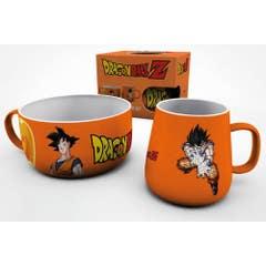 Goku Breakfast Set