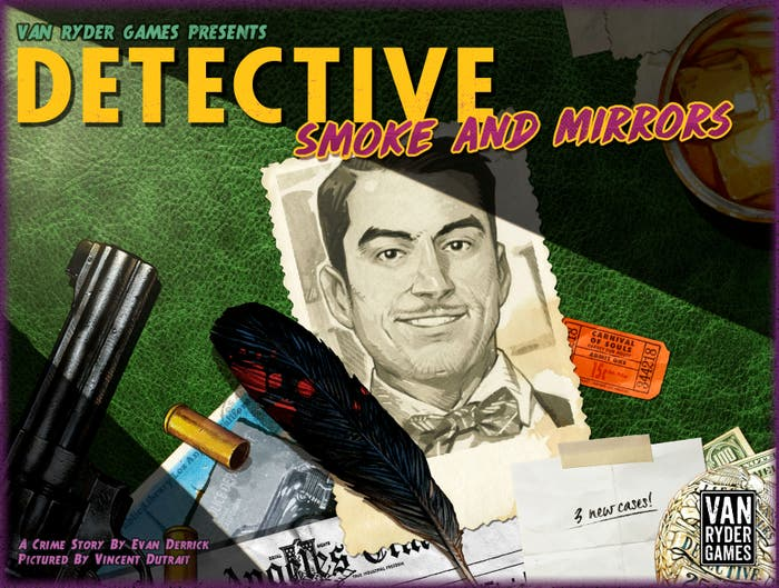 Detective: City of Angels – Smoke and Mirrors