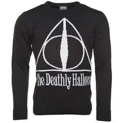 Deathly Hallows Knitted Sweater (M)