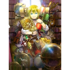 Magus of Library Vol. 04