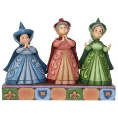 Royal Guests Figurine