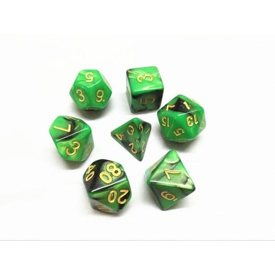 Blend Poly Green, Black /Gold (7)