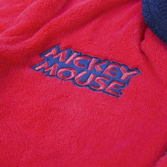 Mickey Mouse Fleece Kid's Dressing Gown (6 Years)