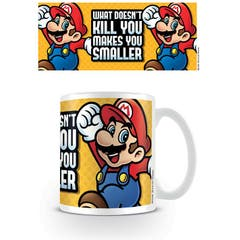 What Doesn't Kill You Makes You Smaller Mug