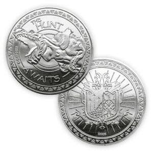 Monster Hunter Limited Edition Collectible Coin