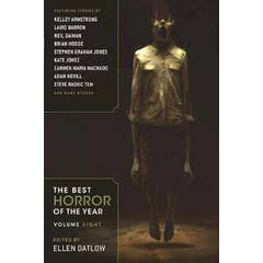 The Best Horror of the Year Volume Eight