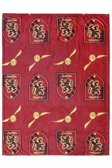 Gryffindor Fleece Blanket 120x160 cm