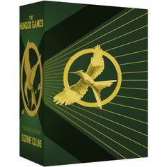 The Hunger Games: Four Book Collection
