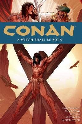 Conan Volume 20: A Witch Shall Be Born
