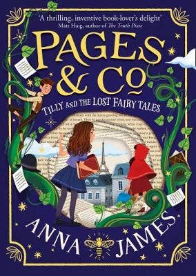 Pages & Co.: Tilly and the Lost Fairy Tales (Pages & Co., Book 2)
