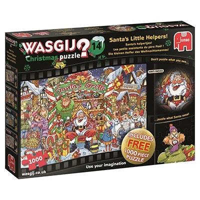 Santa's Little Helpers! Puzzle (1000)