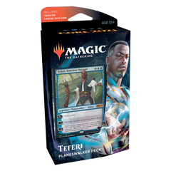 Magic Core Set 2021 Teferi Planeswalker Deck