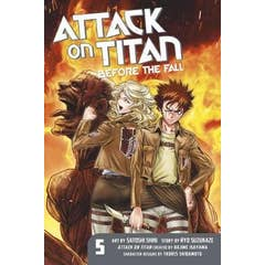 Attack On Titan: Before The Fall 5