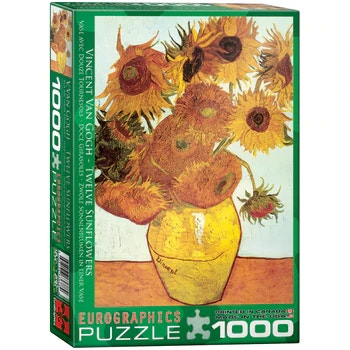 Sunflowers Puzzle (1000)