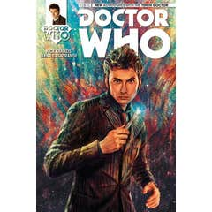 Doctor Who: The Tenth Doctor Volume 1 - Revolutions of Terror: The Tenth Doctor