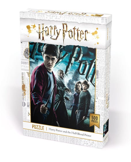 Harry Potter and the Half-Blood Prince Puzzle (500)