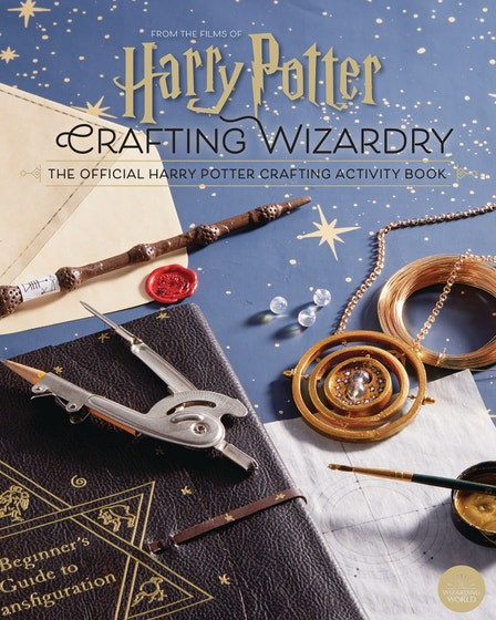 Harry Potter Crafting Wizardry Activity Book