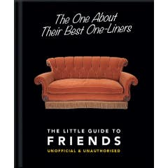 The One About Their Best One-Liners: The Little Guide to Friends
