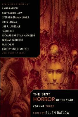 The Best Horror of the Year: Volume 3