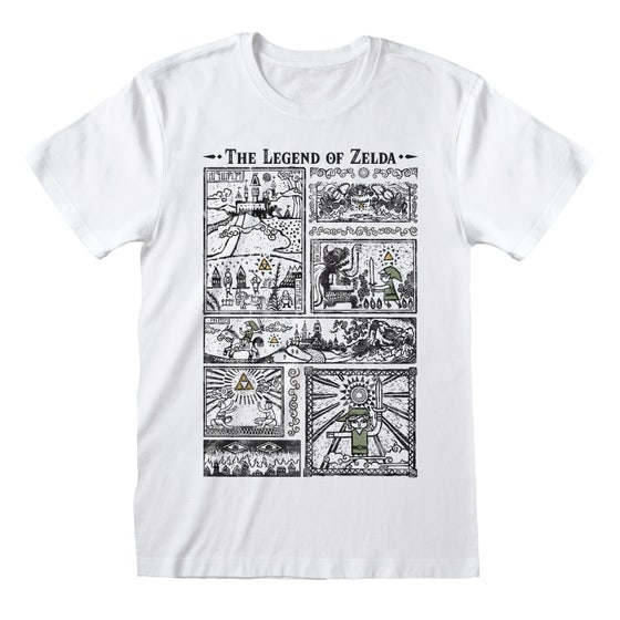 Drawings T-Shirt (S)