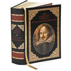 The Complete Works of William Shakespeare (Barnes & Noble Collectible Classics: Omnibus Edition)