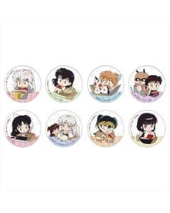 Inu-Yasha Hitoyasumi Collection Character Badge