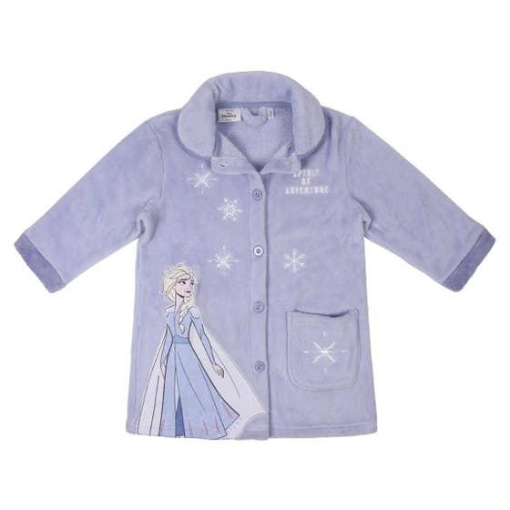 Frozen Elsa Fleece Kid's Dressing Gown (5 Years)