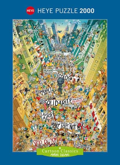 Protest! Puzzle (2000)
