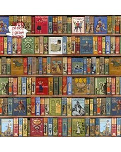 Adult Jigsaw Puzzle Bodleian Library: High Jinks Bookshelves: 1000-piece Jigsaw Puzzles