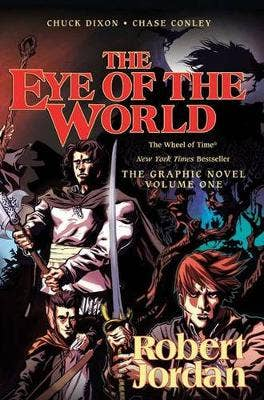 The Eye of the World: The Graphic Novel, Volume One