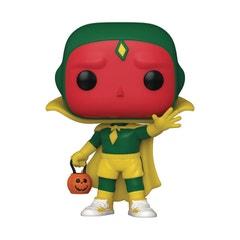 Pop Wandavision Halloween Vision Vin Fig