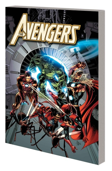 Avengers By Hickman Complete Collection Vol. 04